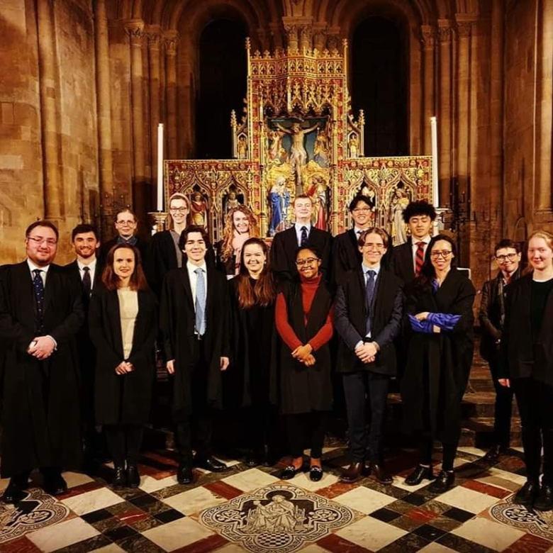 Christmas in de Stevenskerk: The Choir of St. John's College Oxford