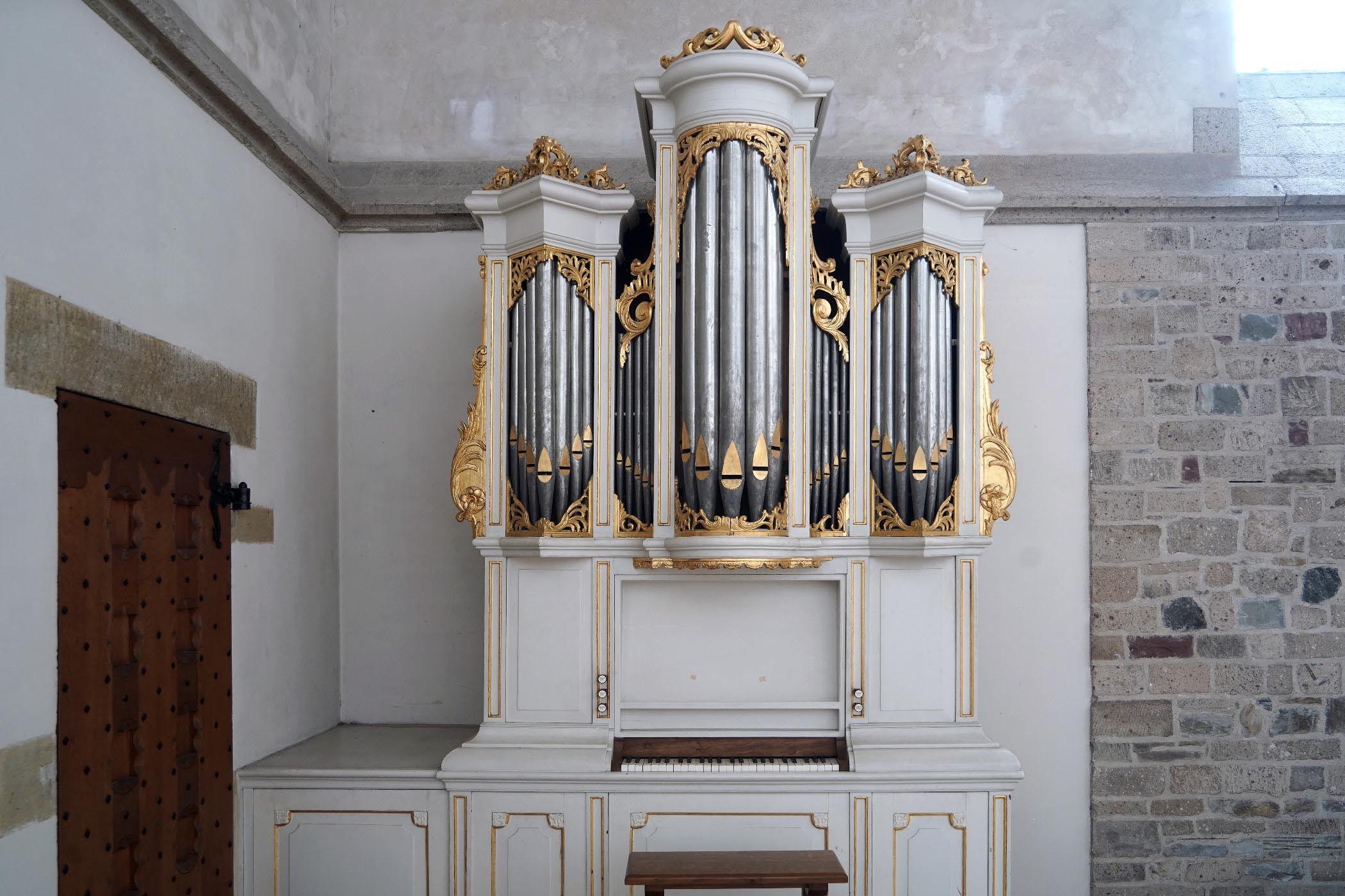 Assendelft-orgel in de Stevenskerk