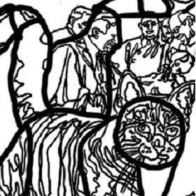 Expositie Cats in Church