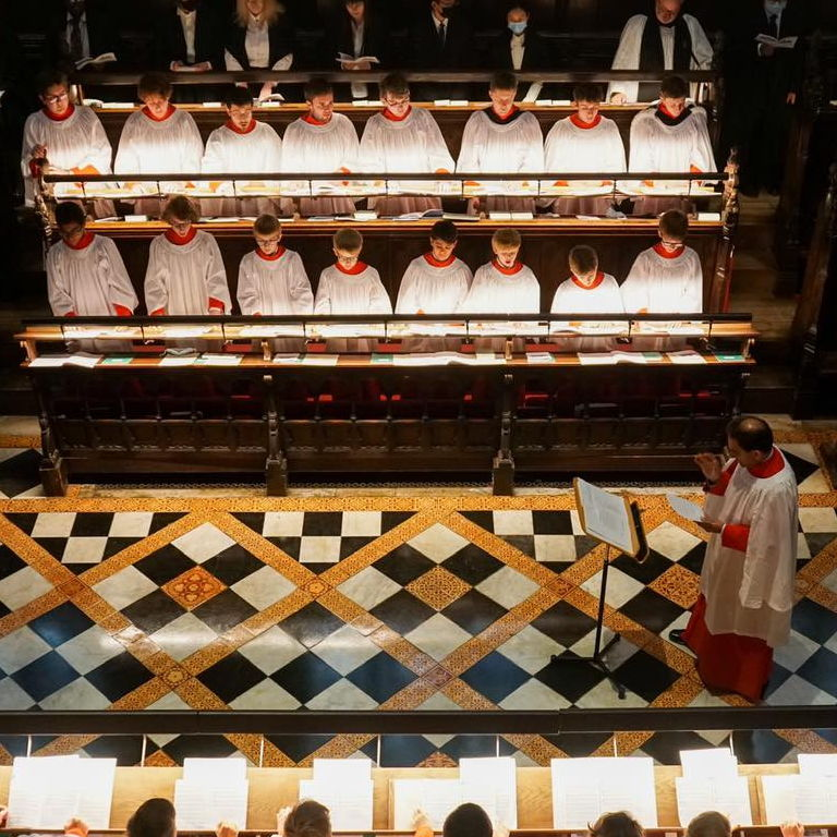 Christmas in de Stevenskerk: The Choir of St. John's College Cambridge