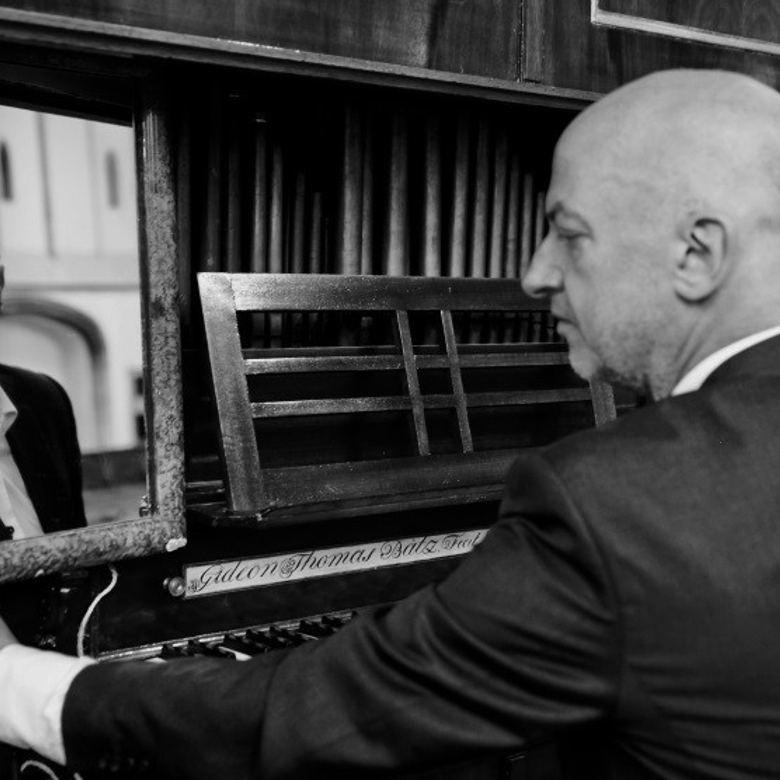 Orgelconcert door Jan Hage