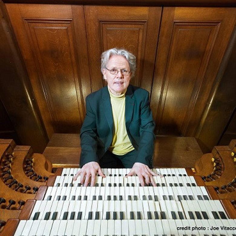 Orgelconcert door Daniel Roth