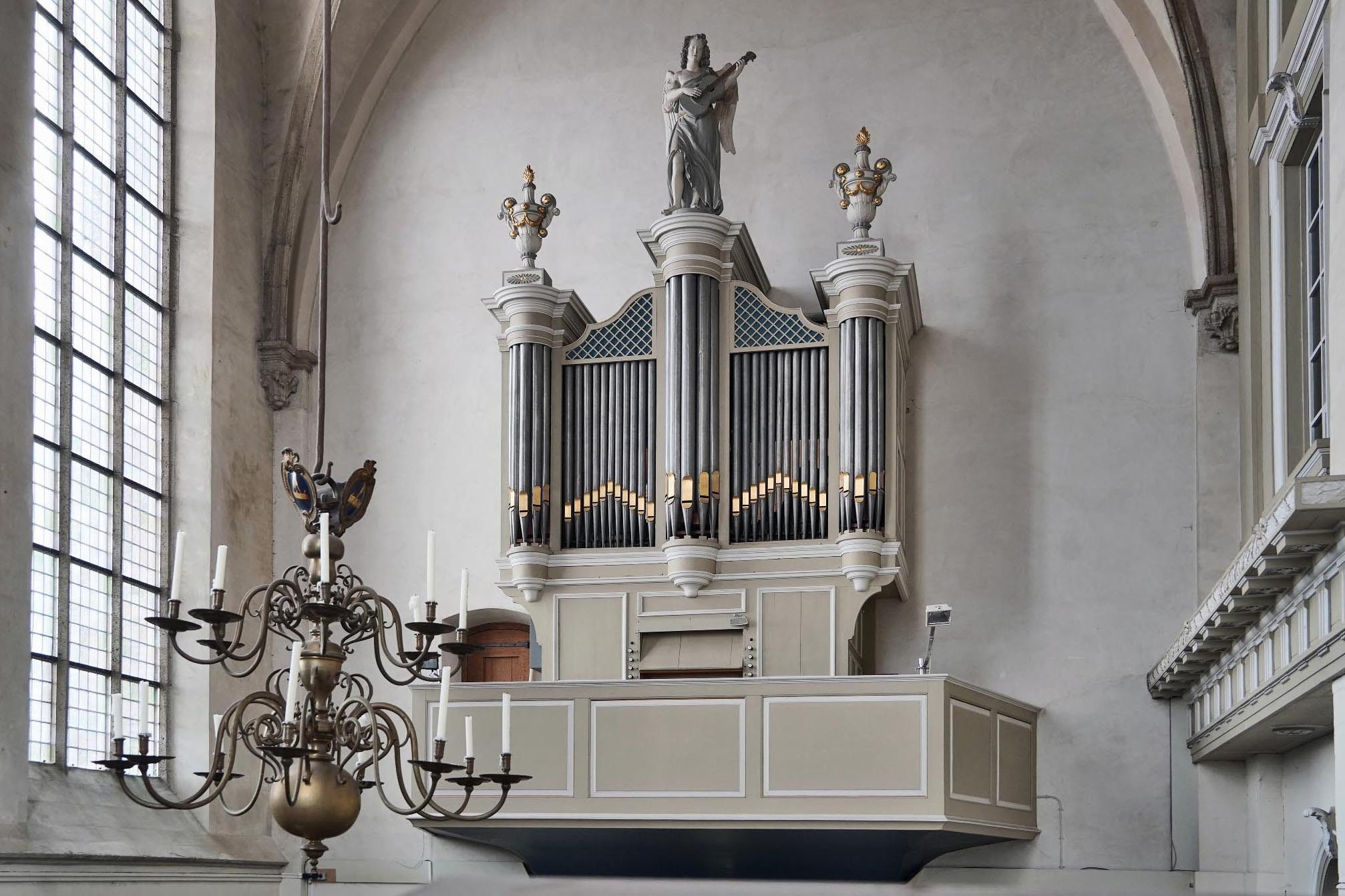 Clerinx-orgel in de Stevenskerk